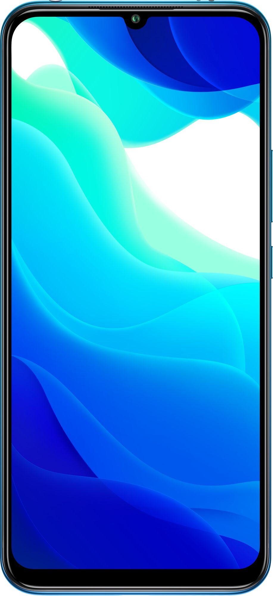 Smartphone Mi 10 Lite - Global- 6+64GB - Albastru
