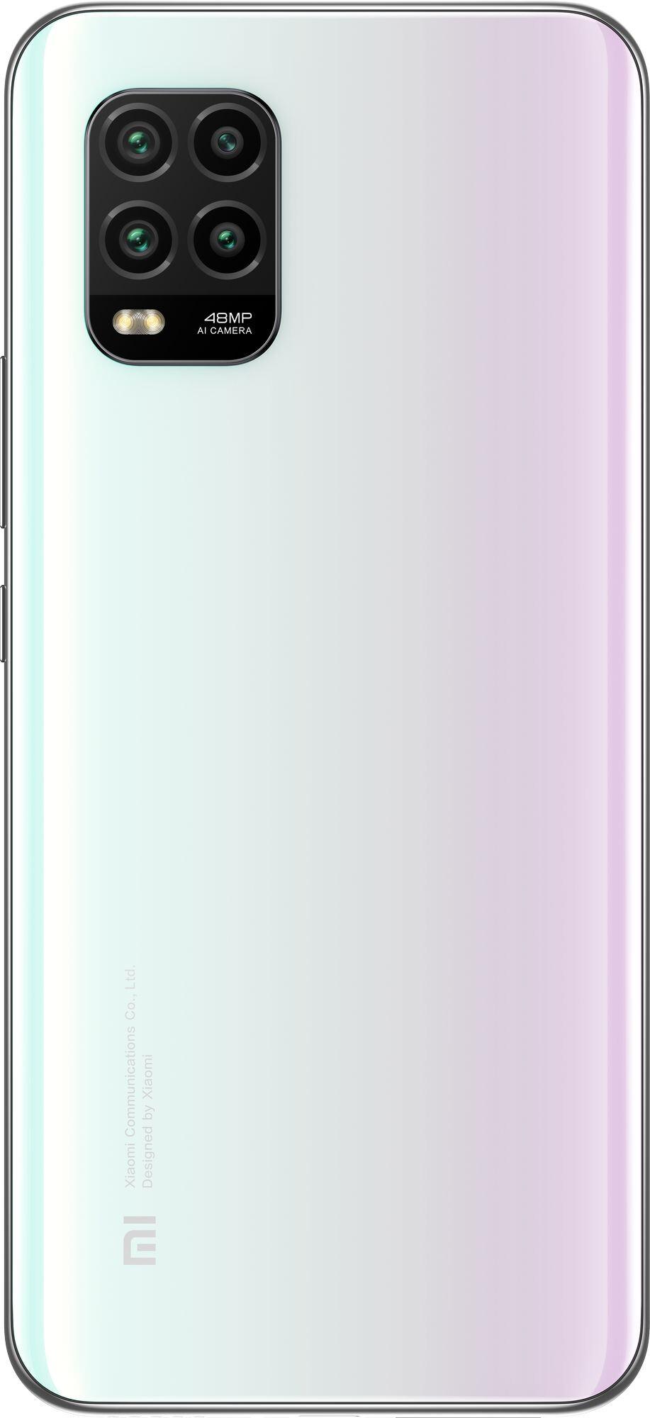 Mi 10 Lite okostelefon 6+64GB, Álom fehér
