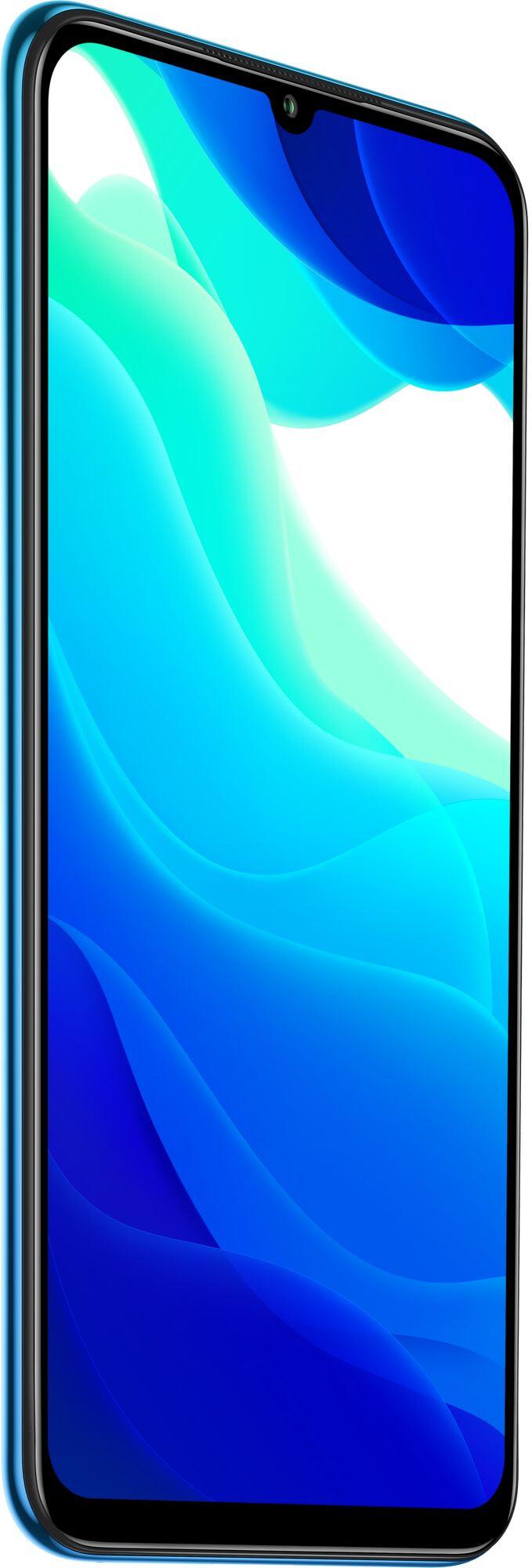 Mi 10 Lite okostelefon 6+128GB, Auróra kék
