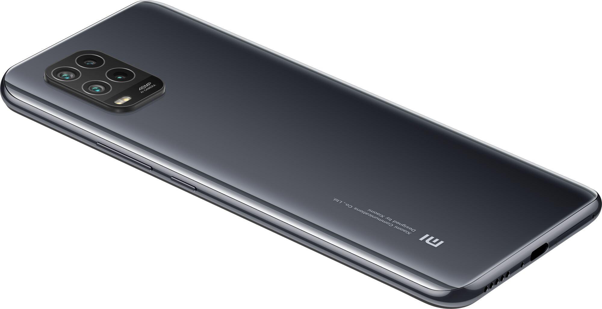 Mi 10 Lite okostelefon 6+128GB, Kozmikus szürke