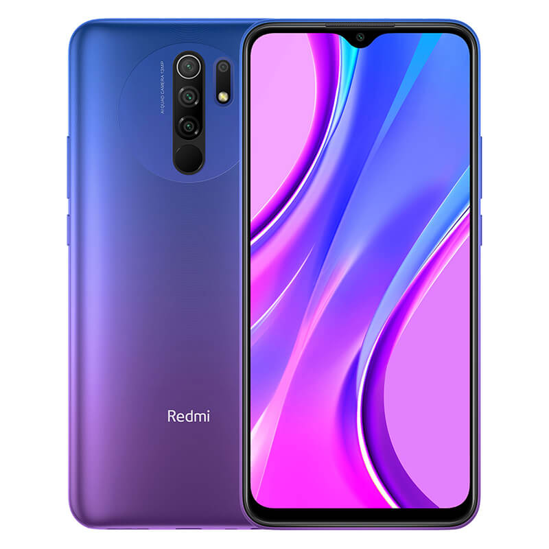 Smartphone Redmi 9 - Global - 3+32GB - Violet