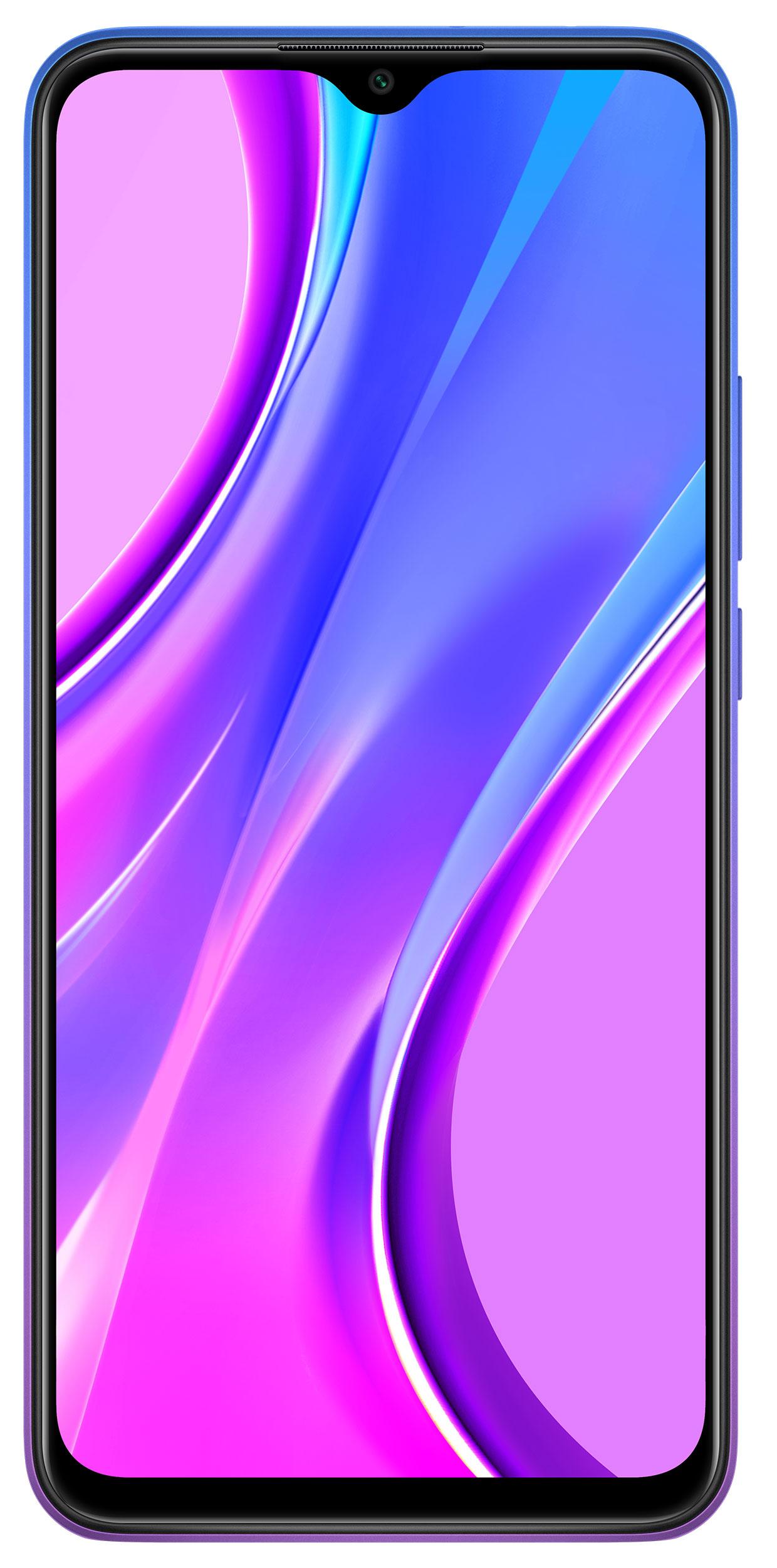 Smartphone Redmi 9 - Global - 3+32GB - Violet