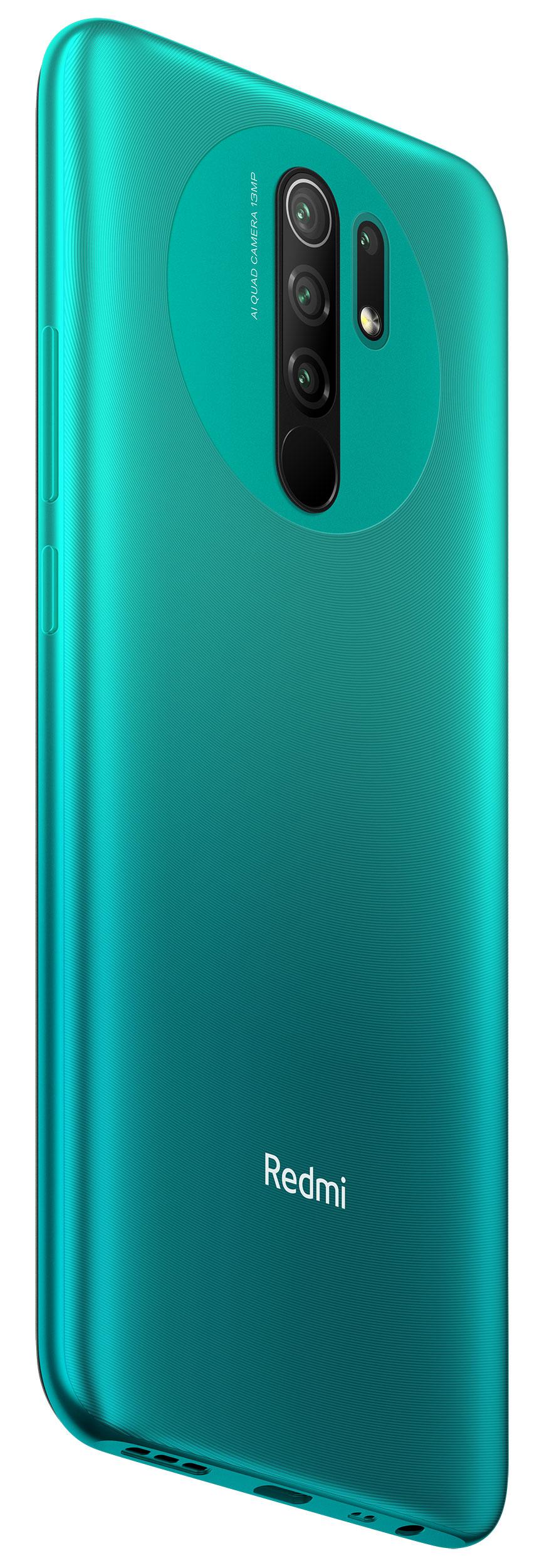 Smartphone Redmi 9 - Global - 3+32GB - Verde