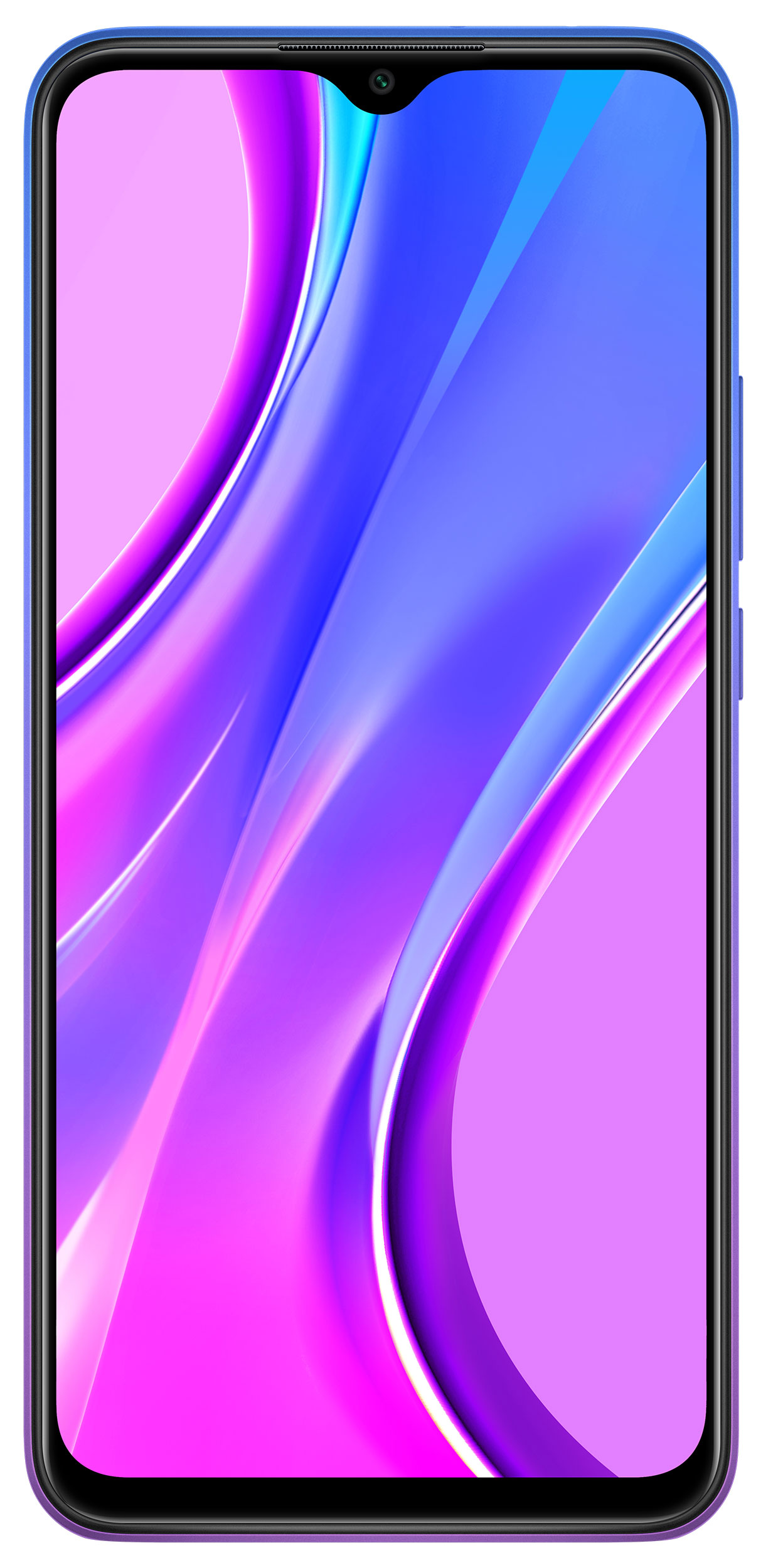 Redmi 9 okostelefon (Global) - 4+64GB, Naplemente lila