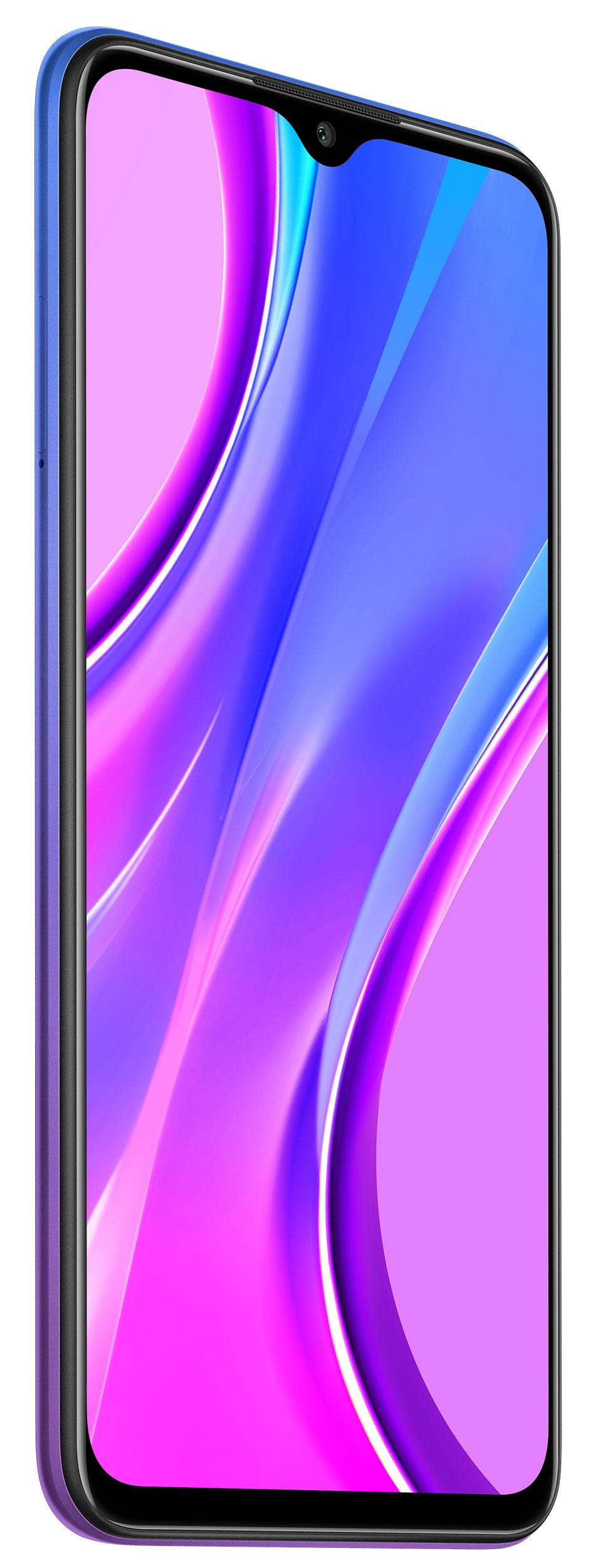 Smartphone Redmi 9 - Global - 4+64 - Violet