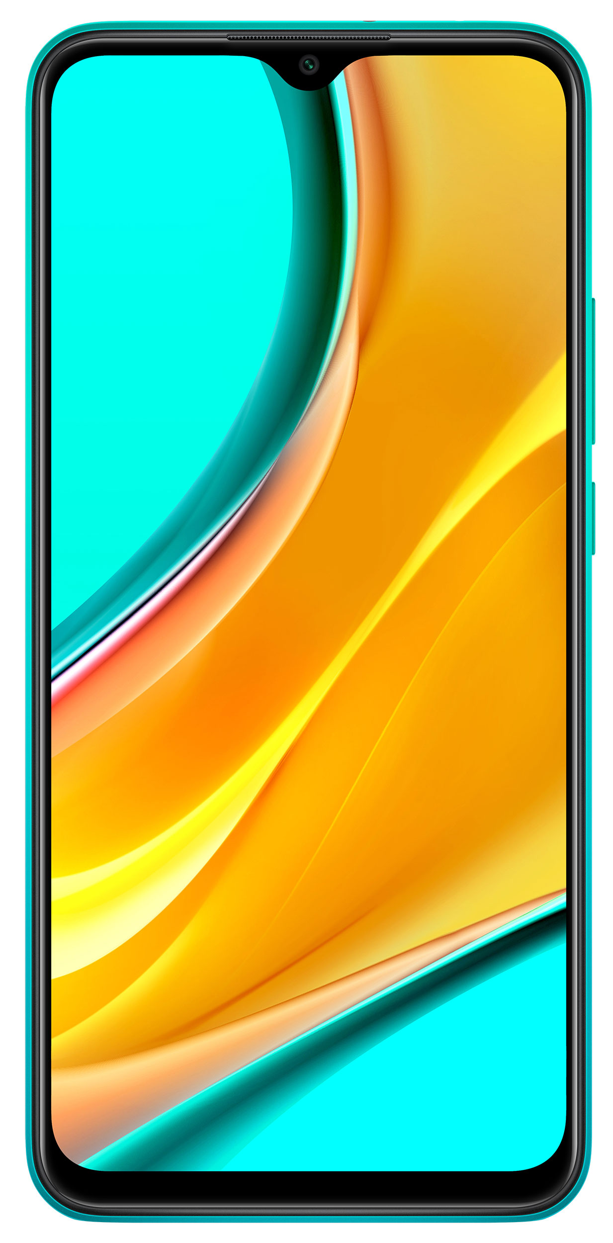 Redmi 9 okostelefon (Global) - 4+64GB, Óceánzöld