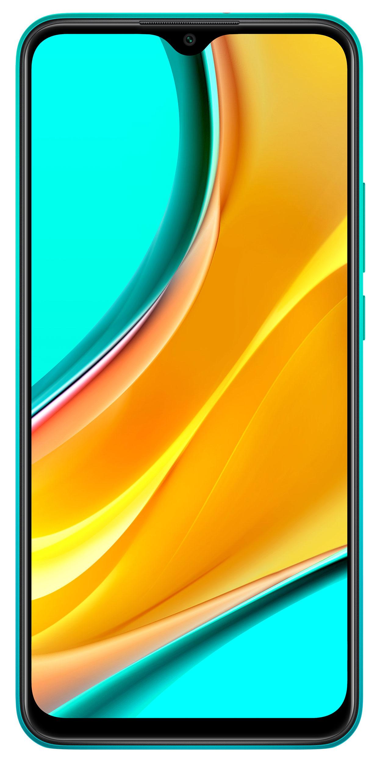 Smartphone Redmi 9 - Global - 4+64GB - Verde