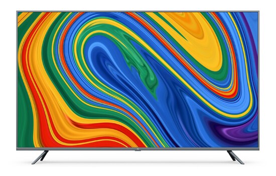 "Xiaomi Mi TV 4S 65"" 4K - Android TV (Global), grafitszürke"