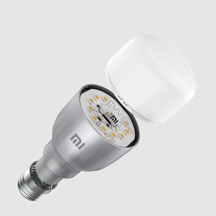 Bec inteligent Mi LED Smart Bulb  - 800lm - Global - Set de 2 buc.