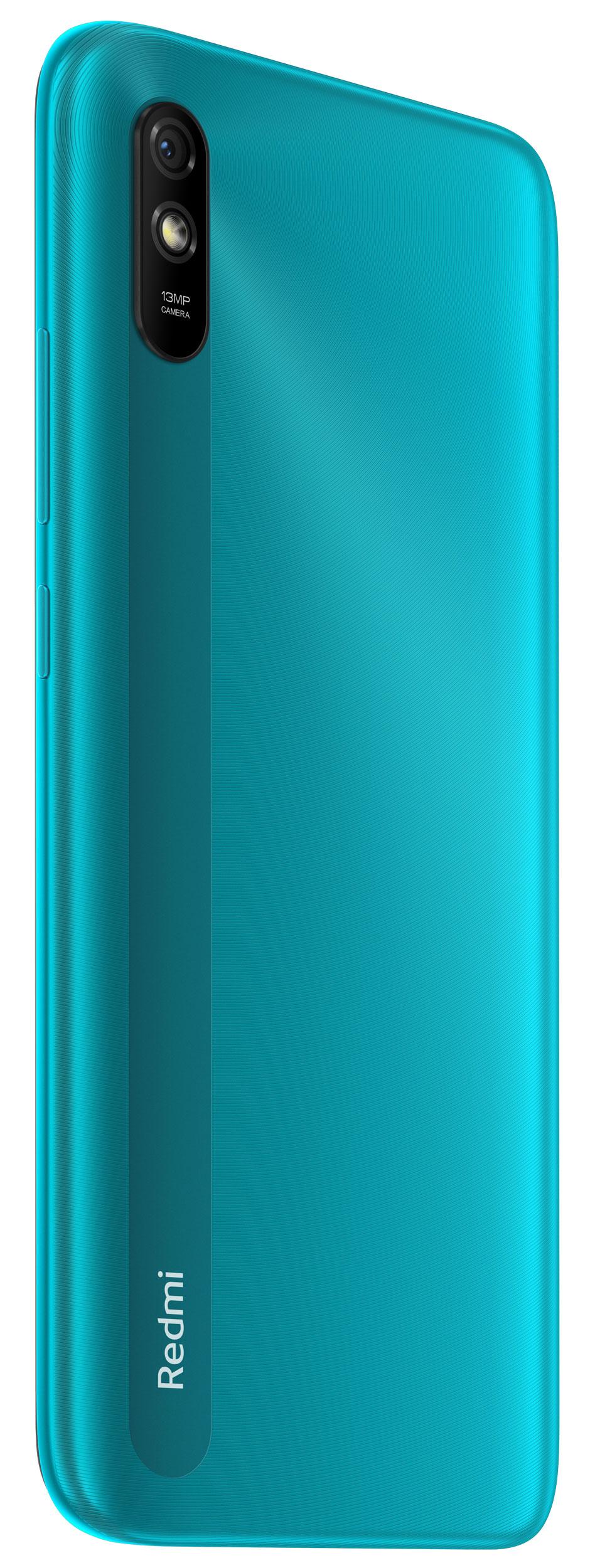Redmi 9A okostelefon (Global) - 2+32GB, Peacock Green