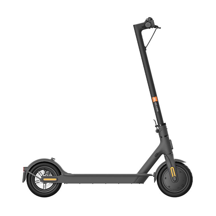 Mi Electric Scooter 1S - elektromos roller, fekete