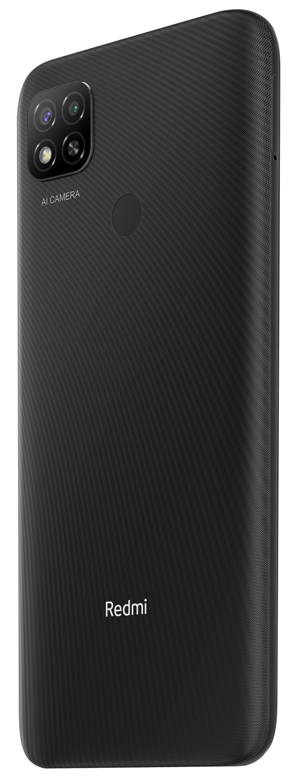 Redmi 9C NFC okostelefon - 2+32GB, Midnight Grey