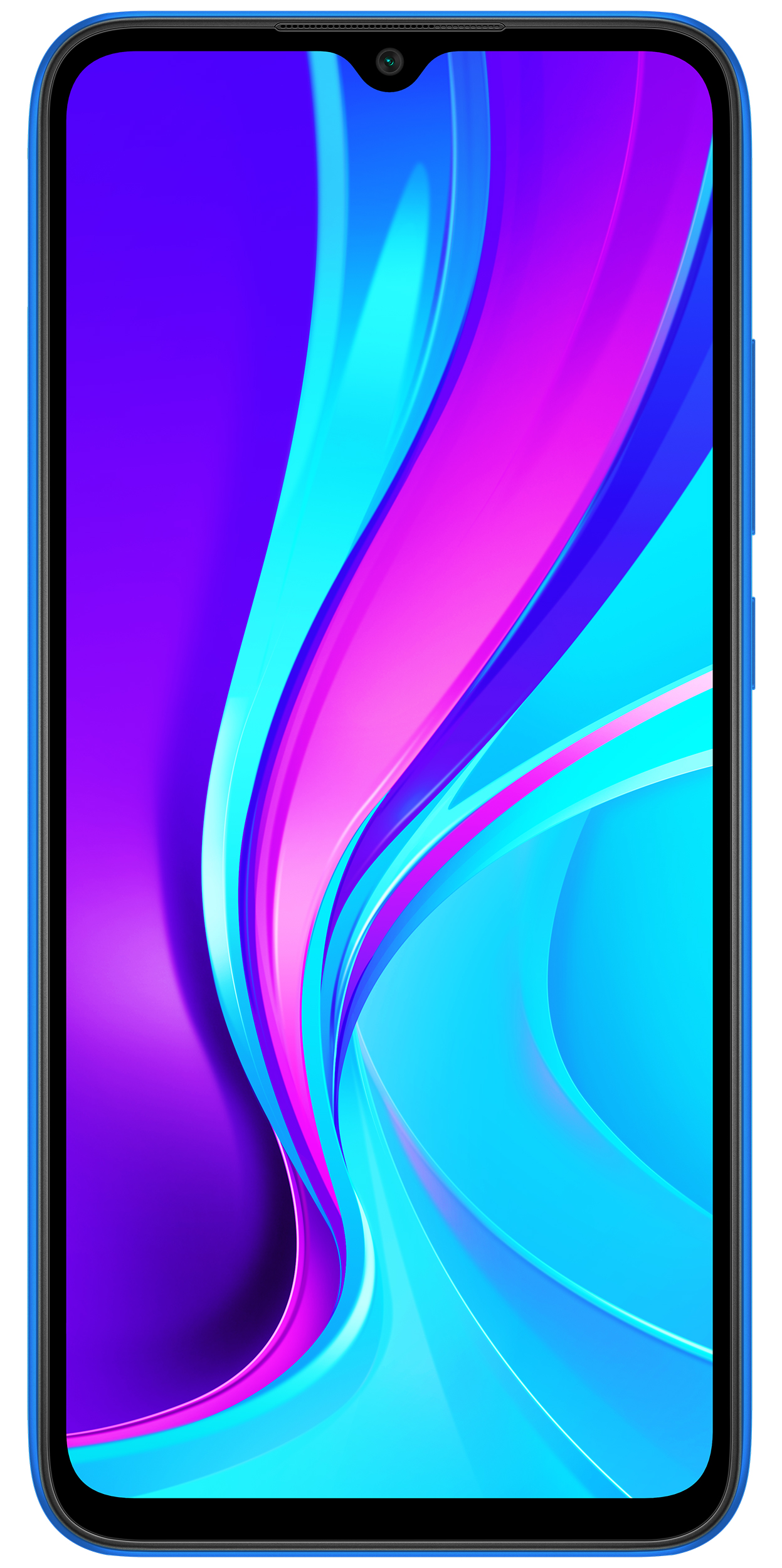 Smartphone Redmi 9C NFC - 3+64GB, Twilight Blue