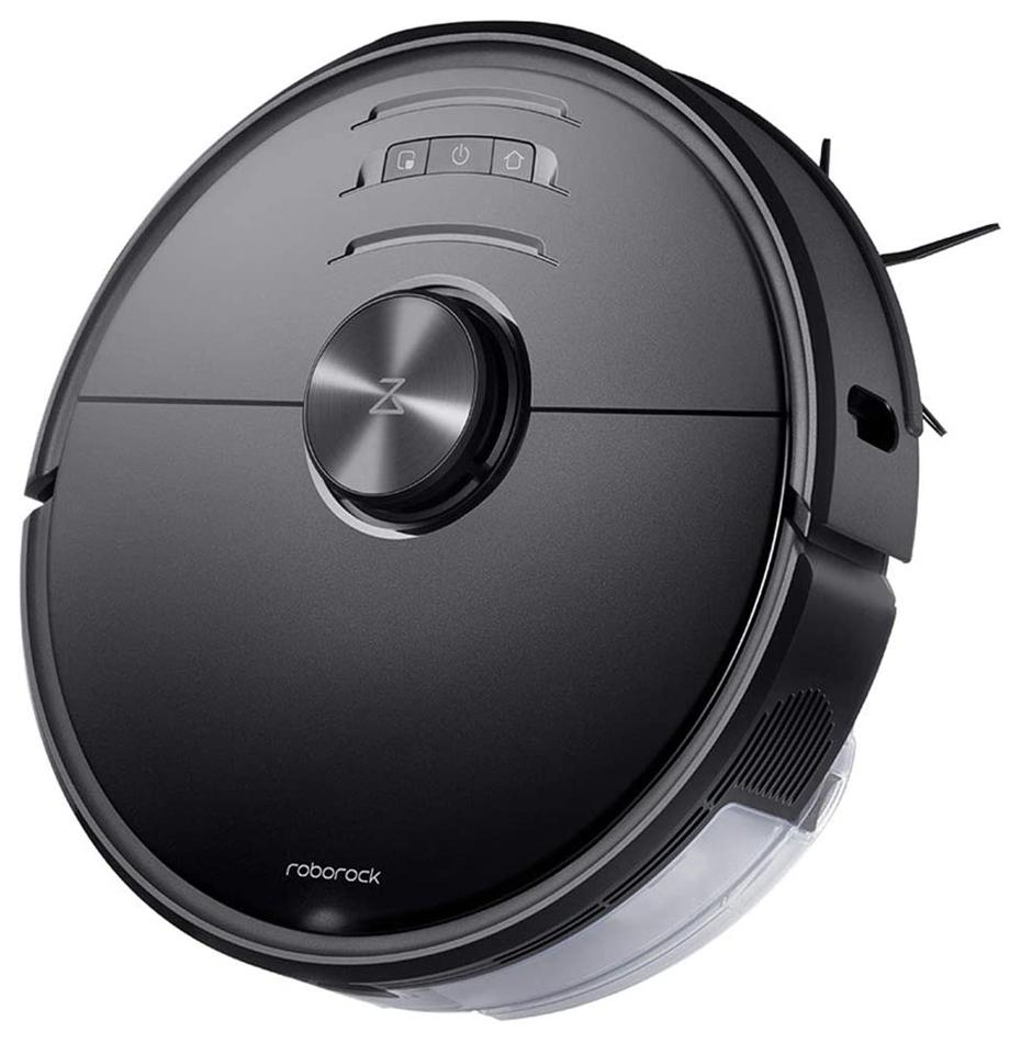 Roborock S6 MaxV robotporszívó, fekete