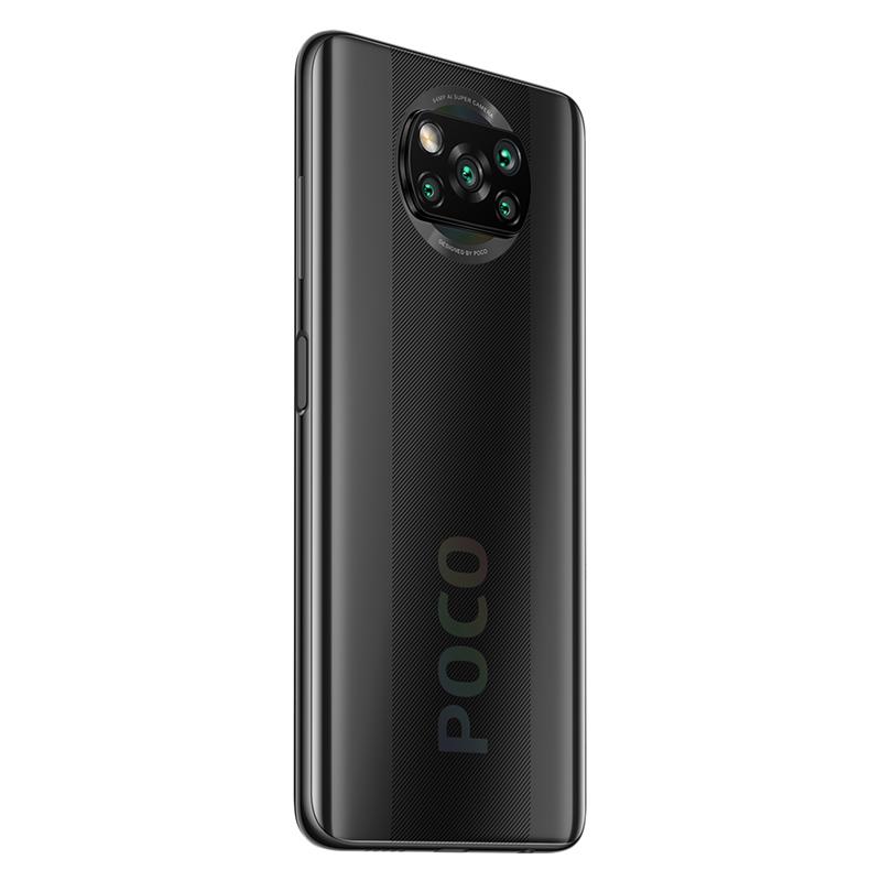 POCO X3 NFC okostelefon 6+64GB, Shadow Gray