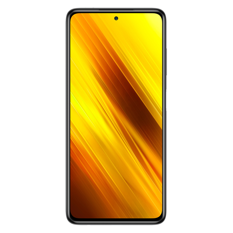 POCO X3 NFC okostelefon 6+128GB, Shadow Gray