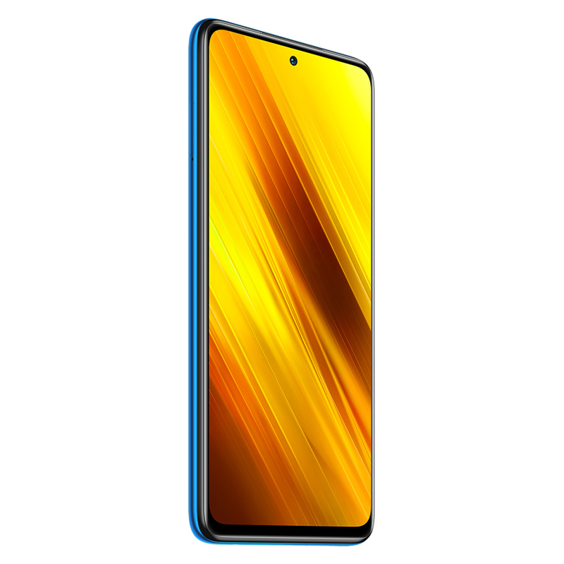POCO X3 NFC okostelefon 6+128GB, Cobalt Blue