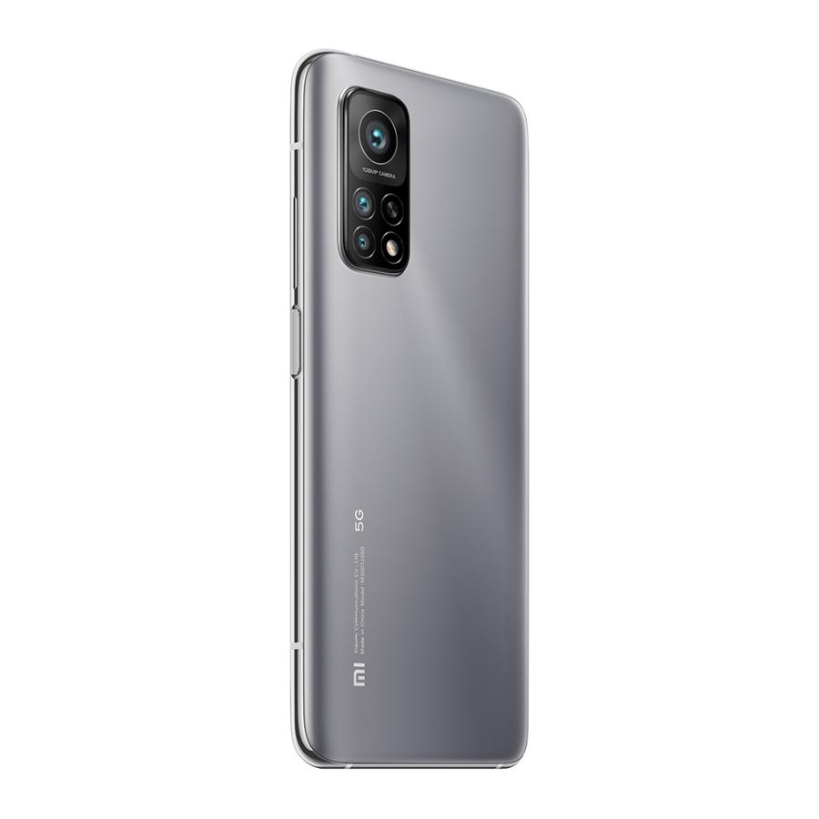 Mi 10T Pro 5G 8GB+128GB okostelefon, Lunar Silver