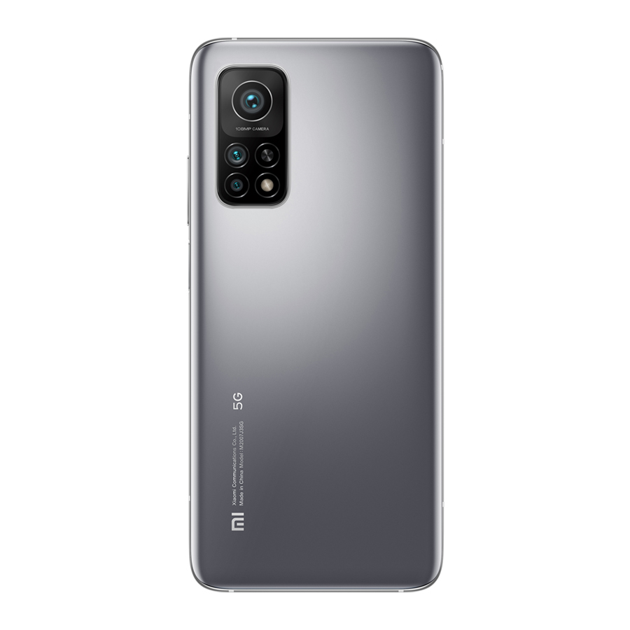 Smartphone Mi 10T Pro 5G 8GB+256GB Lunar Silver