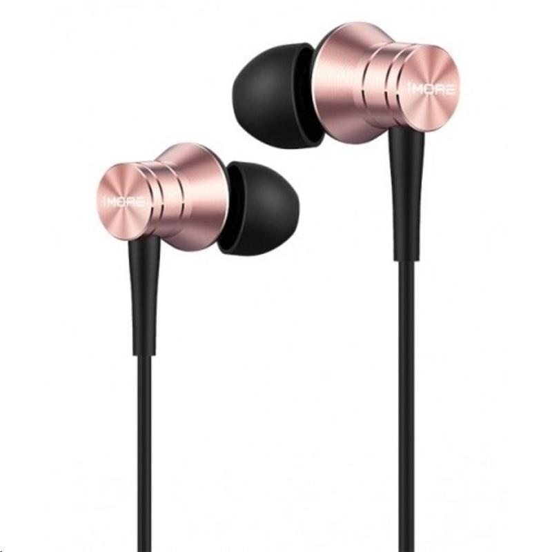 1MORE Piston Fit in-ear cască audio - pink