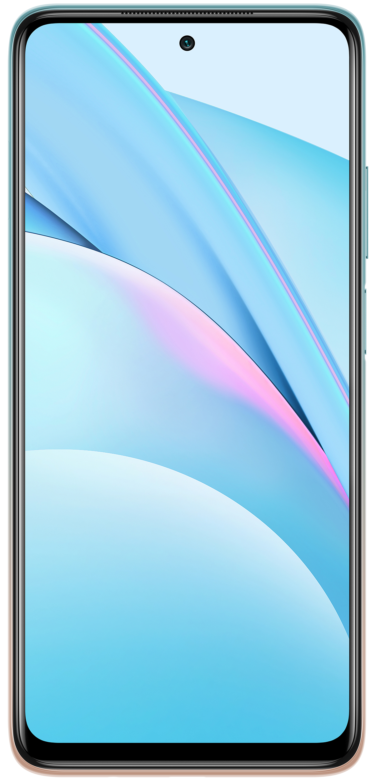 Mi 10T Lite 5G 6GB+128GB okostelefon, Rose Gold Beach