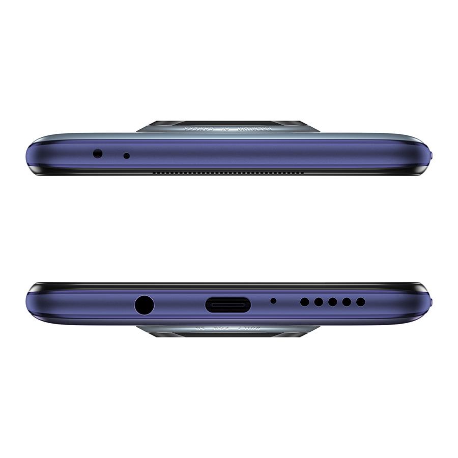 Mi 10T Lite 5G 6GB+128GB okostelefon, Atlantic Blue