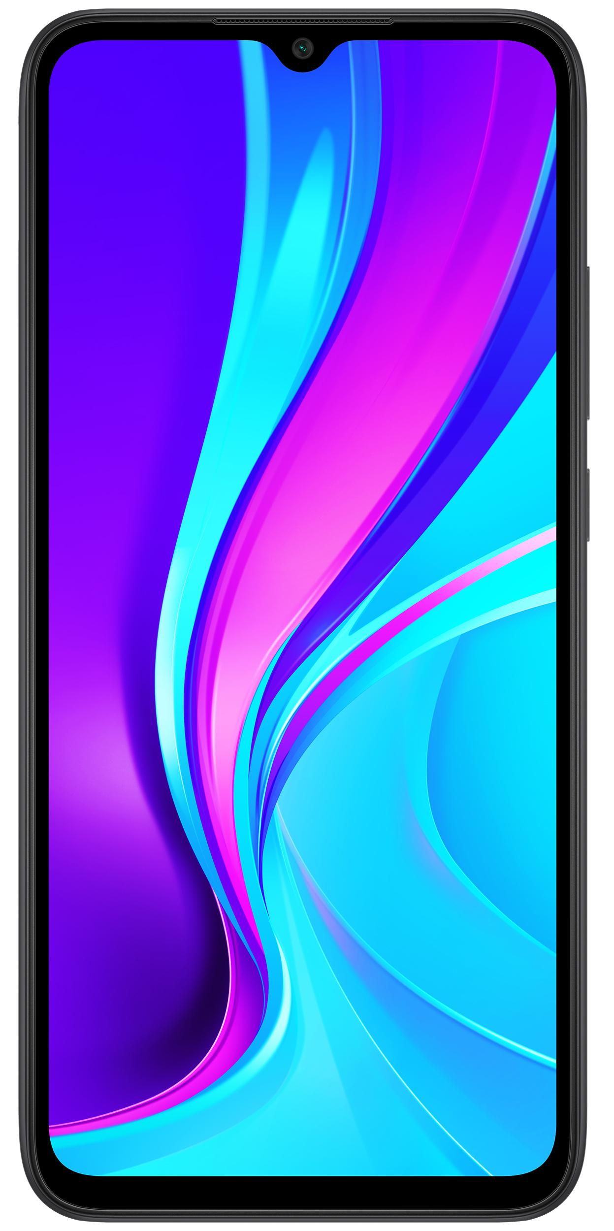 Redmi 9C NFC okostelefon - 3+64GB, Midnight Grey
