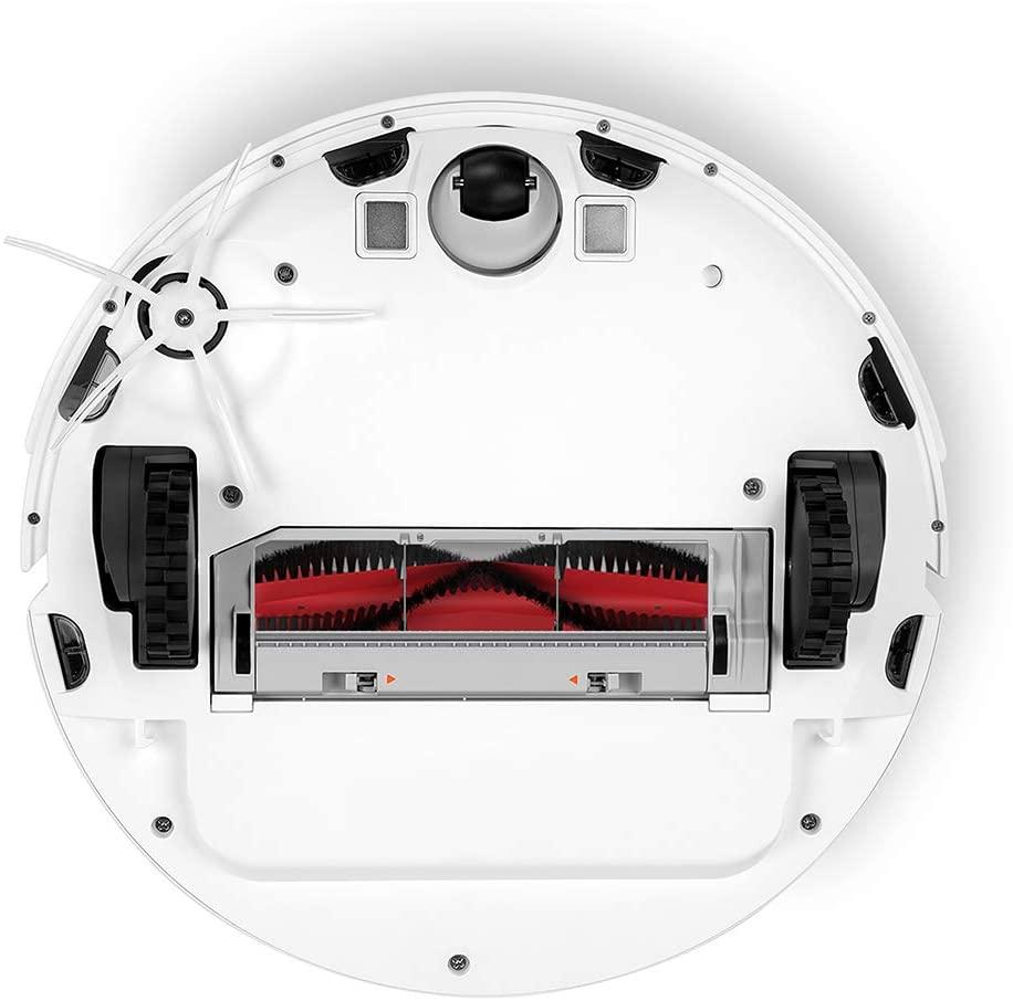 Roborock Silicone Side Brushes (S6 MaxV, S6, S6 Pure, S5 Max, S5, Mi Robot Vacuum) - puha szilikon oldalkefe 2db-os, fehér