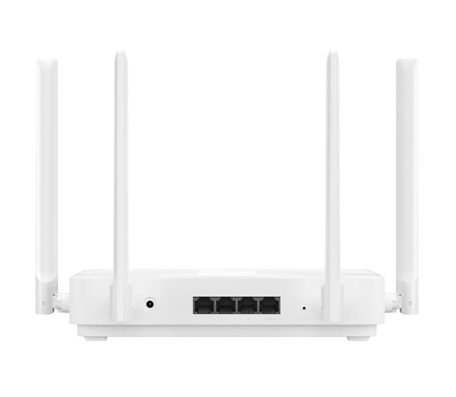 Mi Router AX1800 - WiFi 6-os Gigiabites router, fehér
