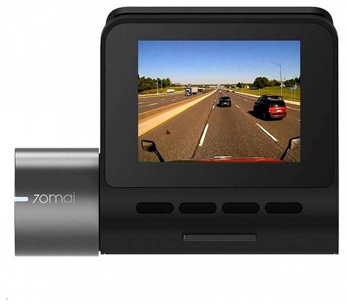 70mai Dash Cam Pro Plus A500, autós menetrögzítő kamera beépített GPS-szel