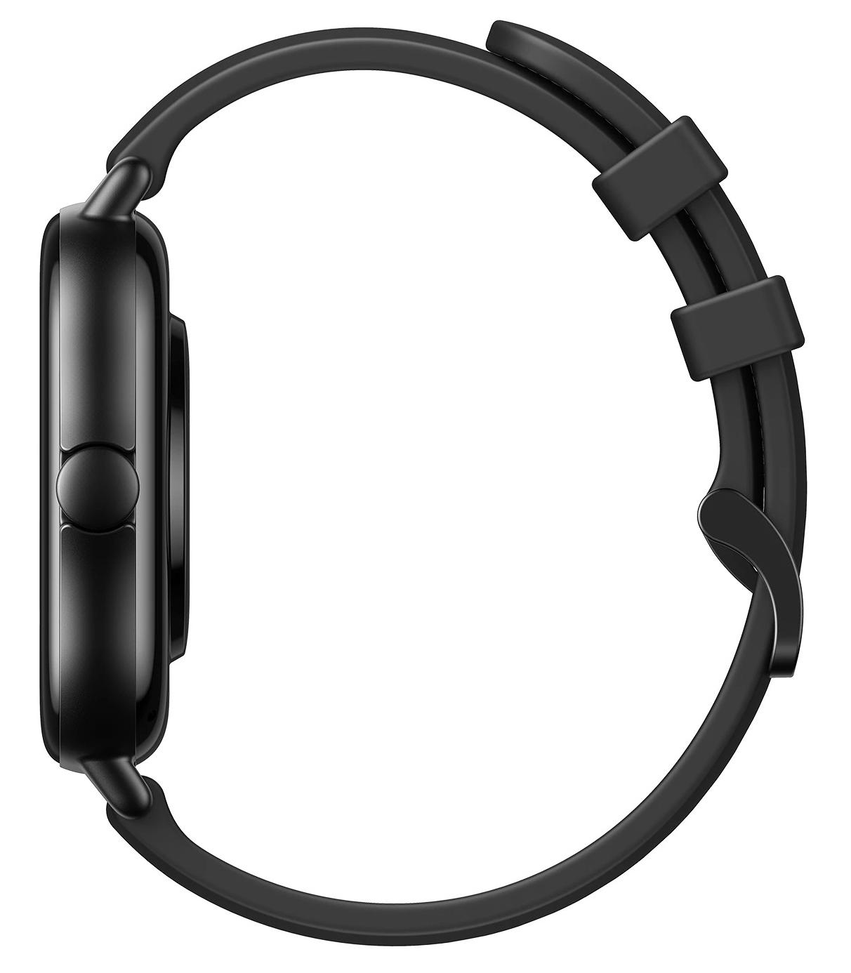 Ceas inteligent Amazfit GTS 2 -  cu măsurare SpO2 , culoarea Midnight Black