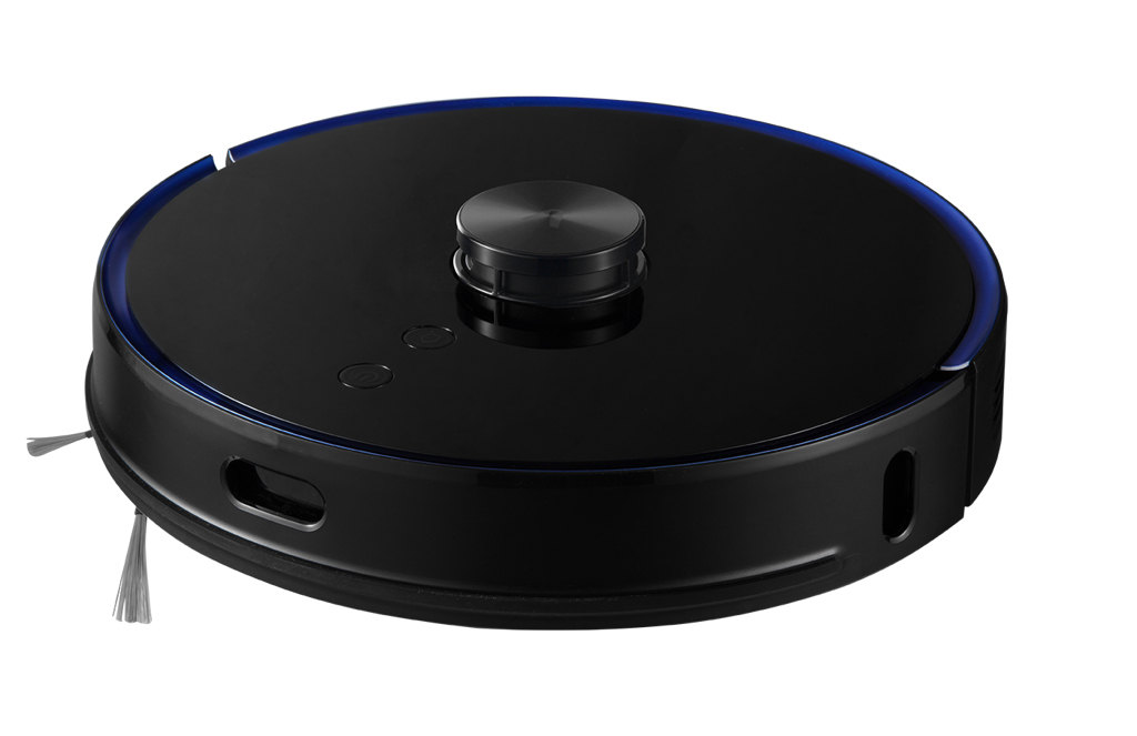 Xiaomi VIOMI S9 Vacuum Cleaner önürítős robotporszívó - fekete