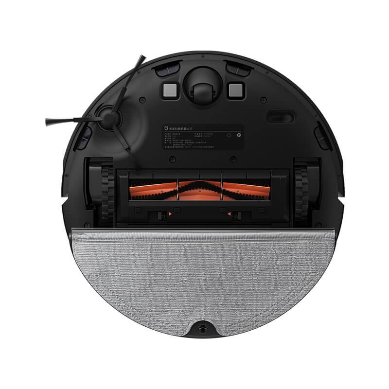 Mi Robot Vacuum-Mop 2 Pro+ robotporszívó - fekete