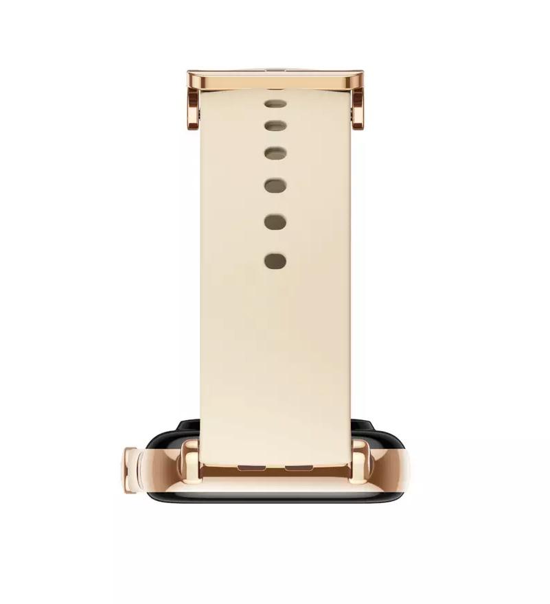 Ceas inteligent Amazfit GTS 2 cu măsurare - SpO2 , culoarea Desert Gold