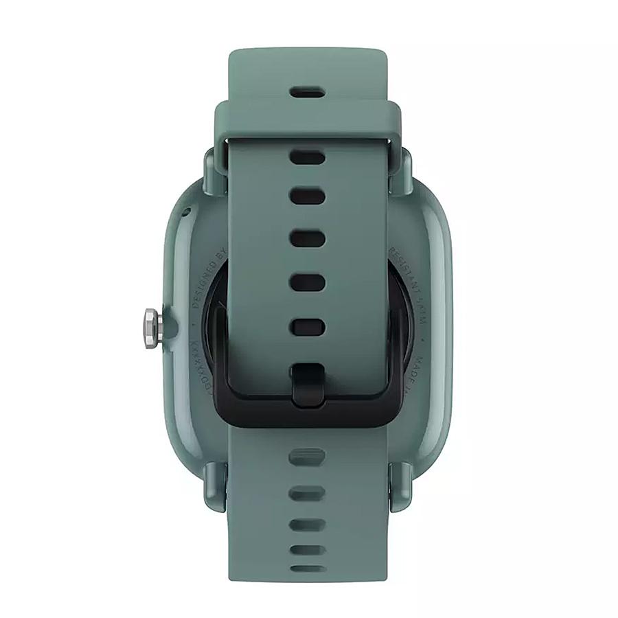 Amazfit GTS 2 mini okosóra - SpO2 méréssel, Sage Green