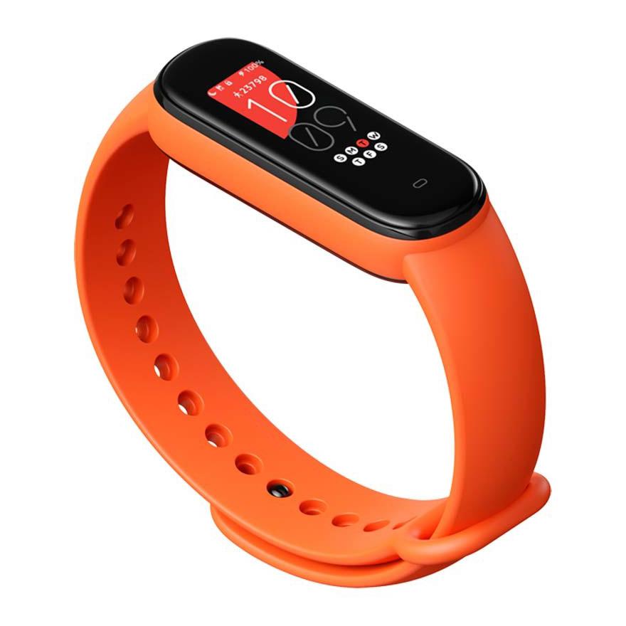 Amazfit Band 5 -Contor de activitate cu măsurare SpO2, portocaliu