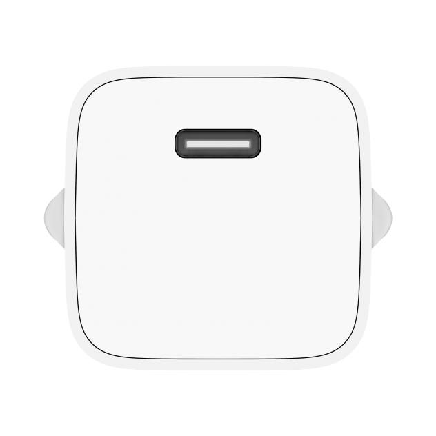 Xiaomi Mi 65W Fast Charger with GaN Tech -încărcător rapid (EU), alb