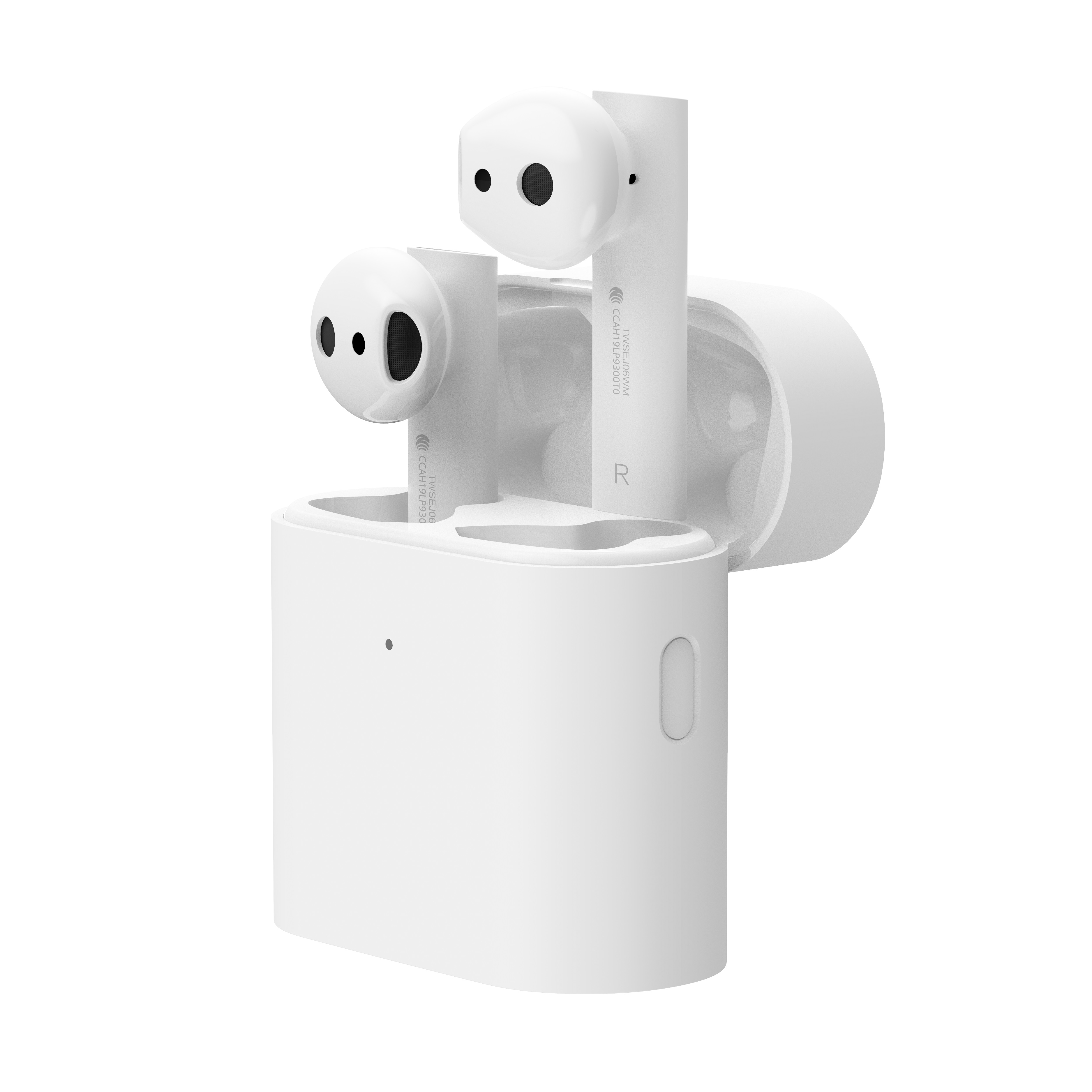 Mi True Wireless Earphones 2 - Bluetooth vezeték nélküli fülhallgató (LHDC), fehér