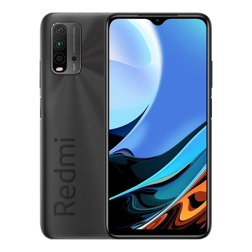 Redmi 9T - 4GB+128GB, Carbon Gray