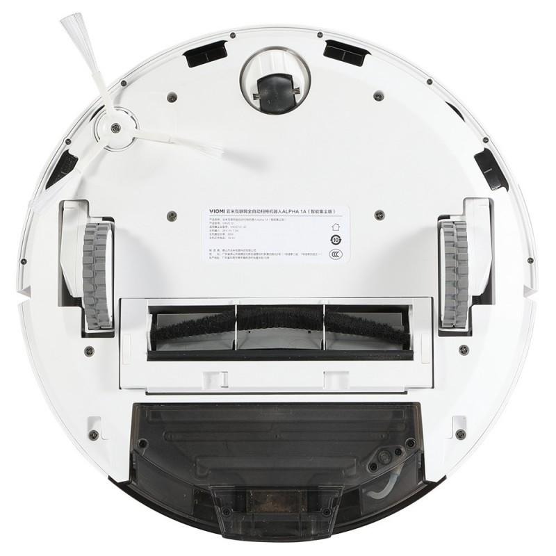 Aspirator robot VIOMI S9 Vacuum Cleaner - cu golire automată, alb