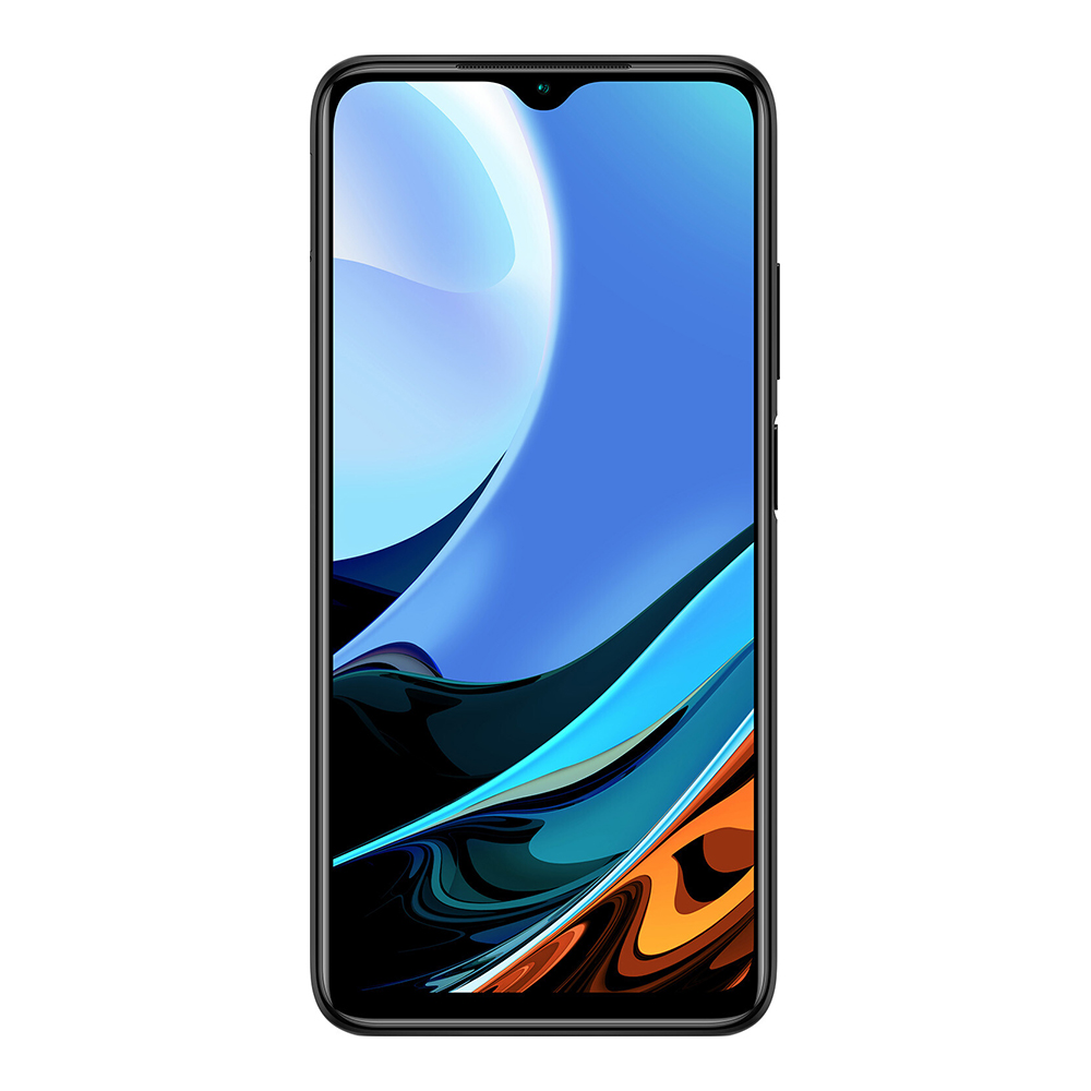 Redmi 9T 4GB+64GB okostelefon, Carbon Gray