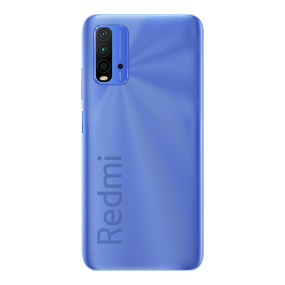 Redmi 9T - 4GB+64GB, Twilight Blue