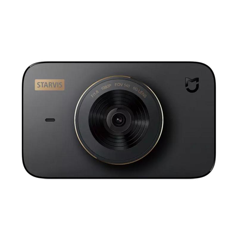 Mi Dash Cam 1S - Cameră auto Full HD și unghi de vizualizare 140°-negru