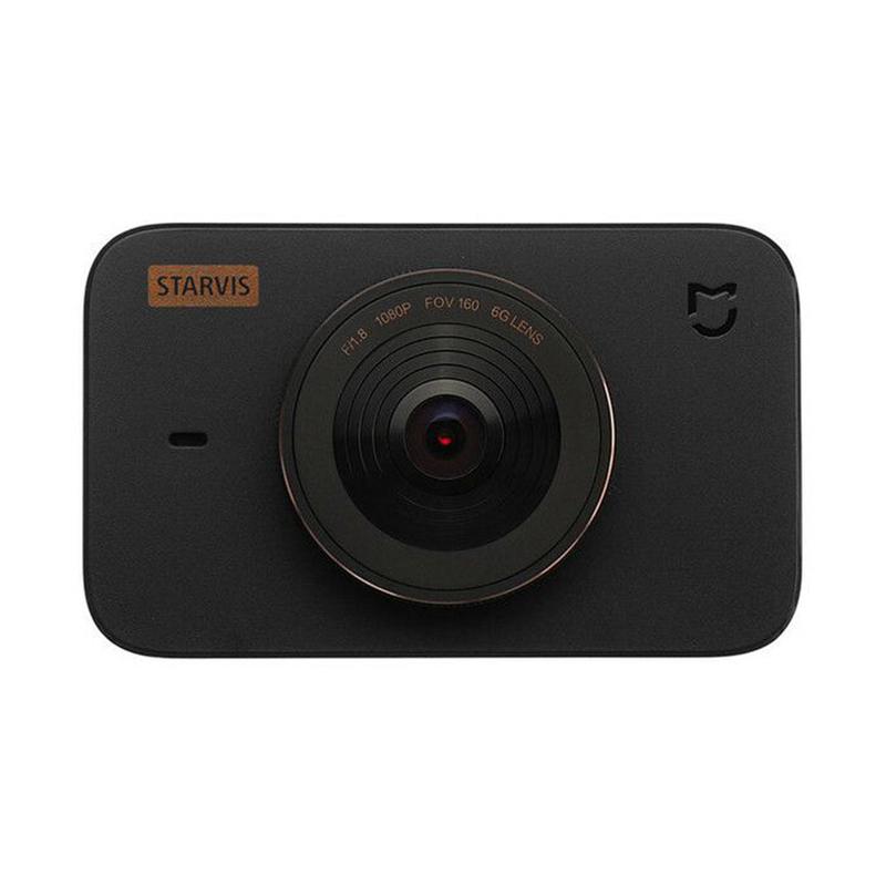 Mi Dash Cam 1S - autós menetrögzítő kamera, fekete
