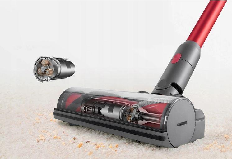 Roborock Handheld Vacuum Cleaner Carpet Brush (SCDS03RR) motoros szőnyegkefe H6 vezeték nélküli porszívóhoz