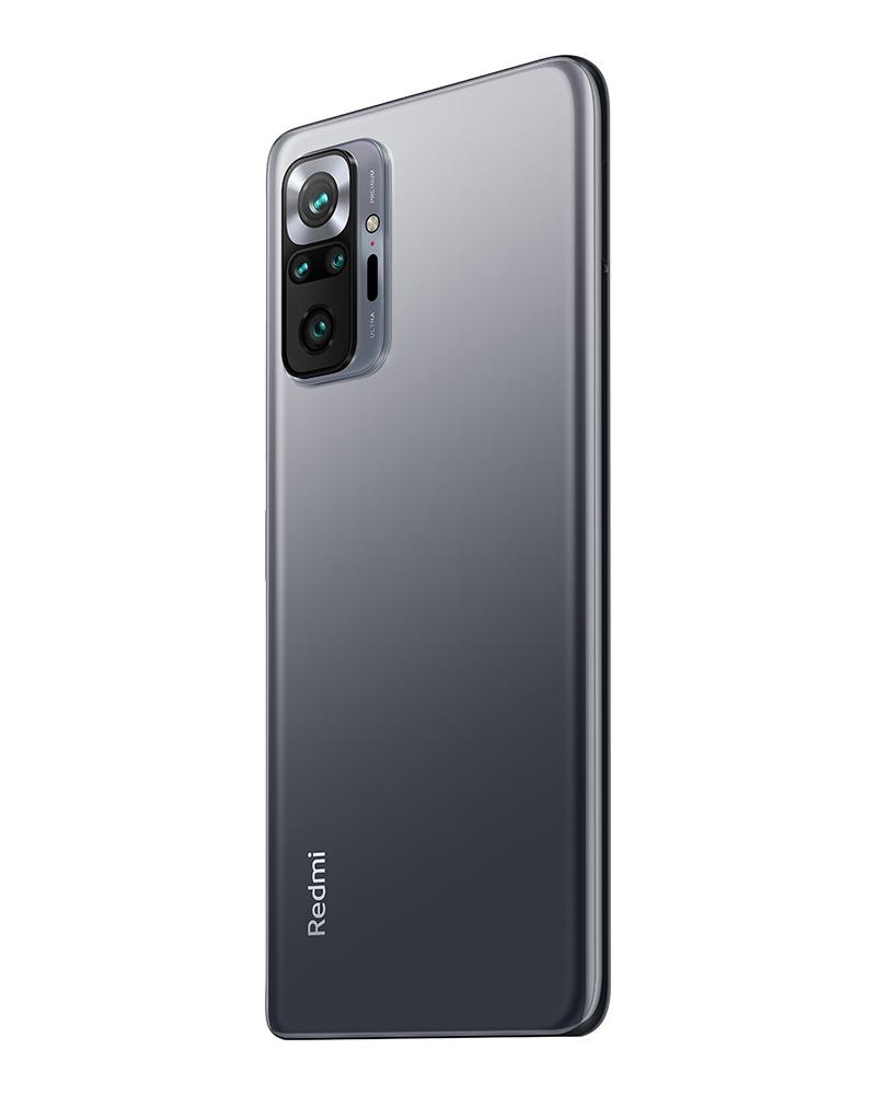 Redmi Note 10 Pro 6GB+128GB okostelefon, Onyx Gray