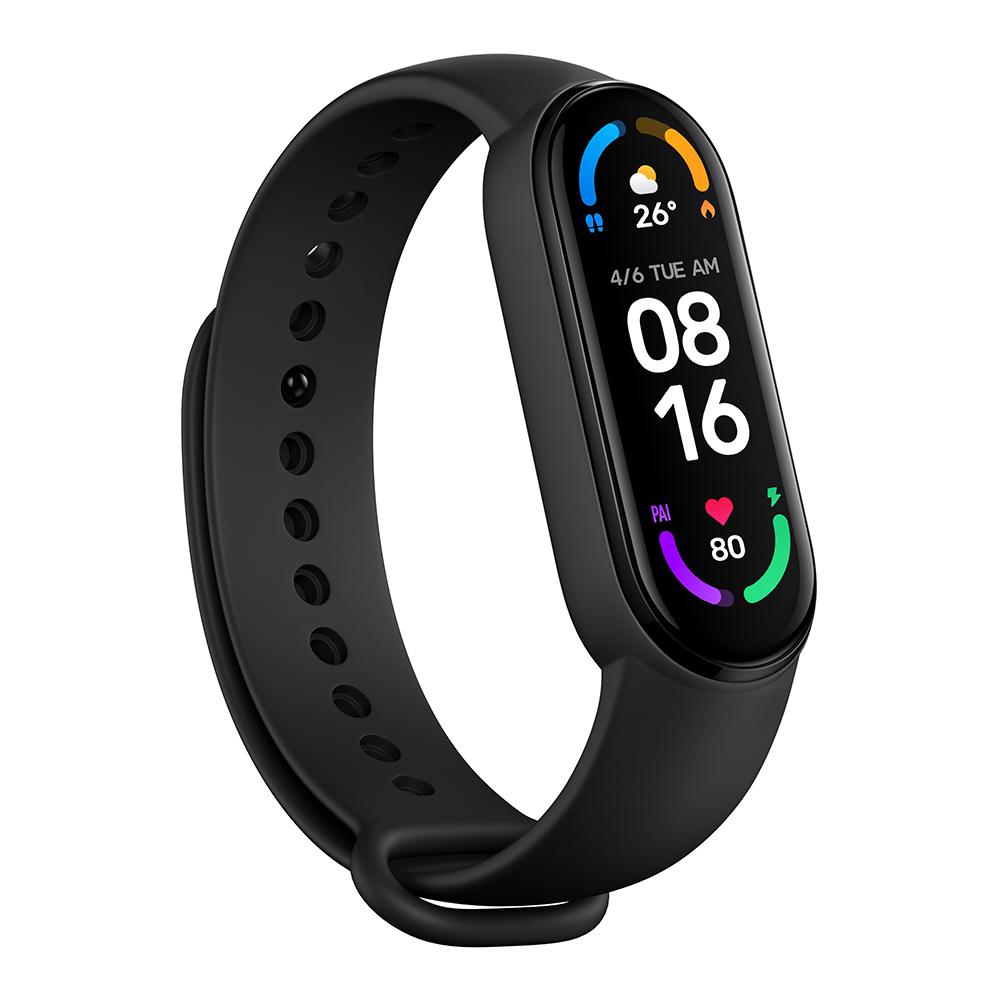 Mi Smart Band 6 brățară fitness (versiune global), negru