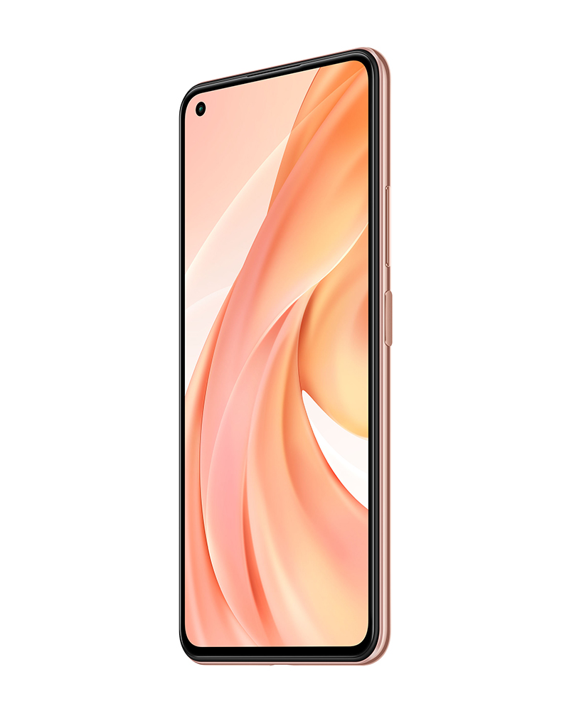 Mi 11 Lite 6GB+128GB okostelefon, Peach Pink