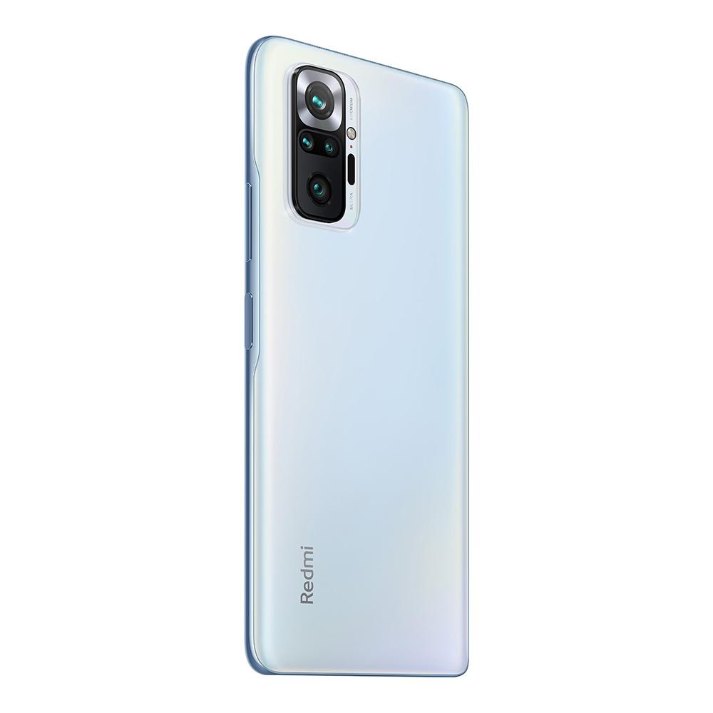 Redmi Note 10 Pro 6GB+128GB okostelefon, Glacier Blue