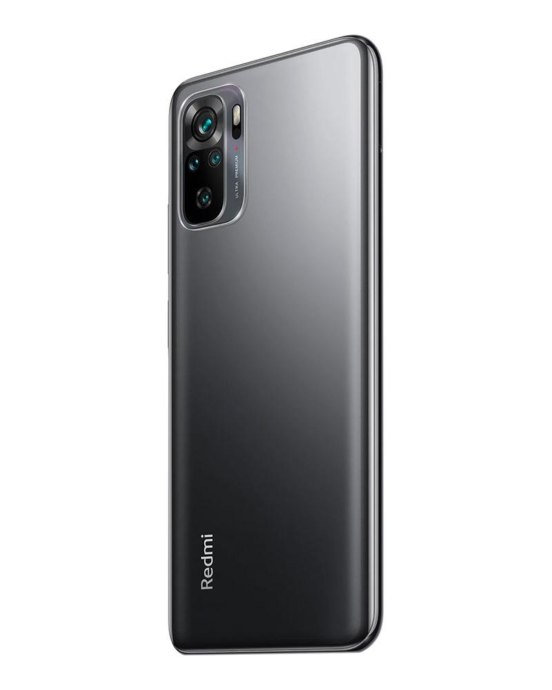 Redmi Note 10 4GB+128GB okostelefon, Onyx Gray